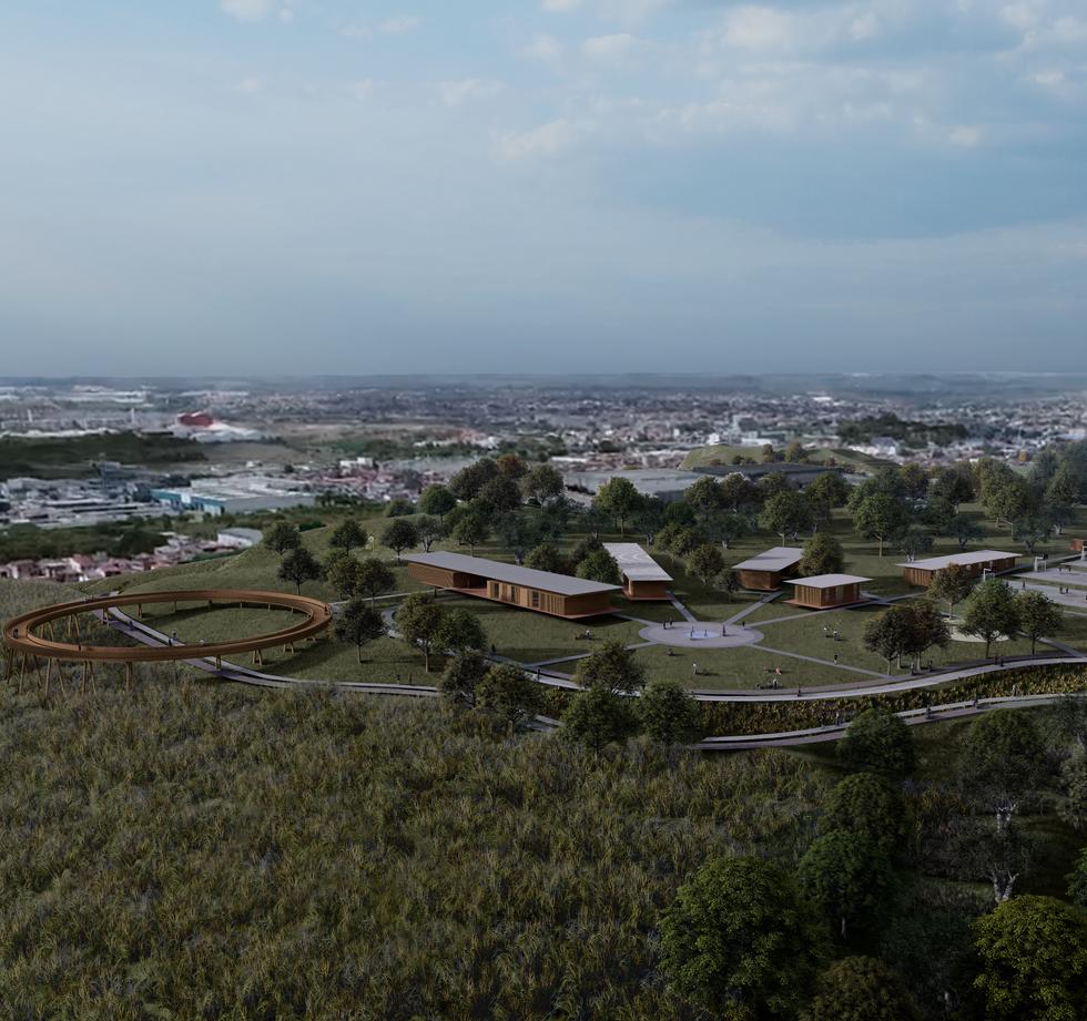 Parque Urbano - YVA Arquitetura 3