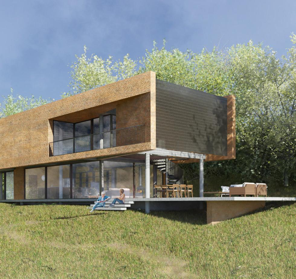 Casa em Morretes - YVA Arquitetura 1