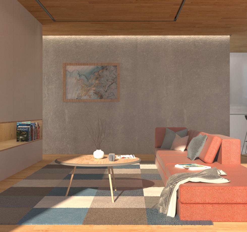 Apto Coltrane - YVA Arquitetura