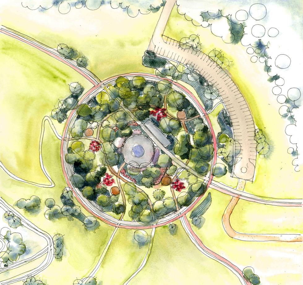 Parque Urbano - YVA Arquitetura 7