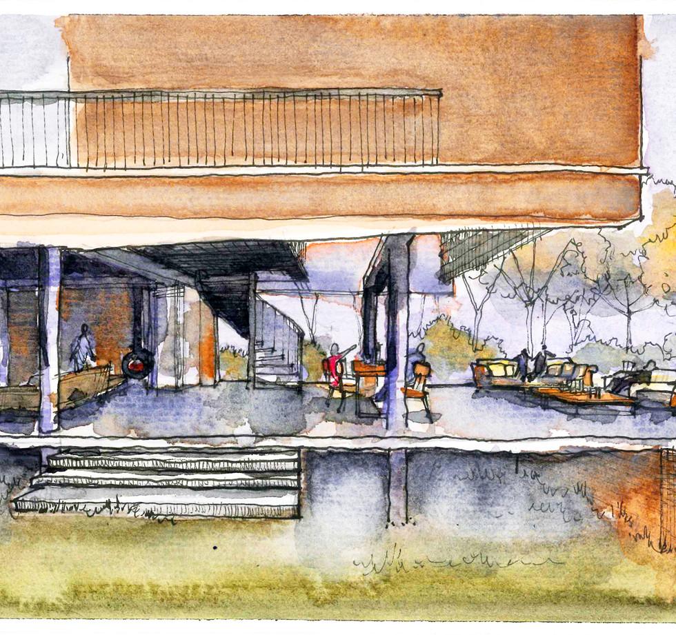Casa em Morretes - YVA Arquitetura 3