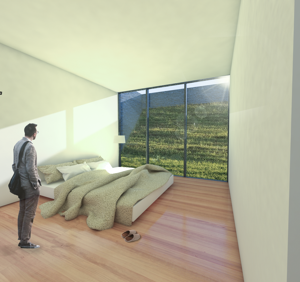 Casa Silêncio - YVA Arquitetura