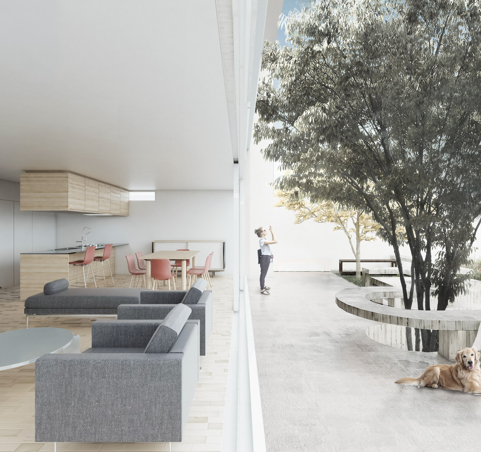 Casa Basic Space - YVA Arquitetura