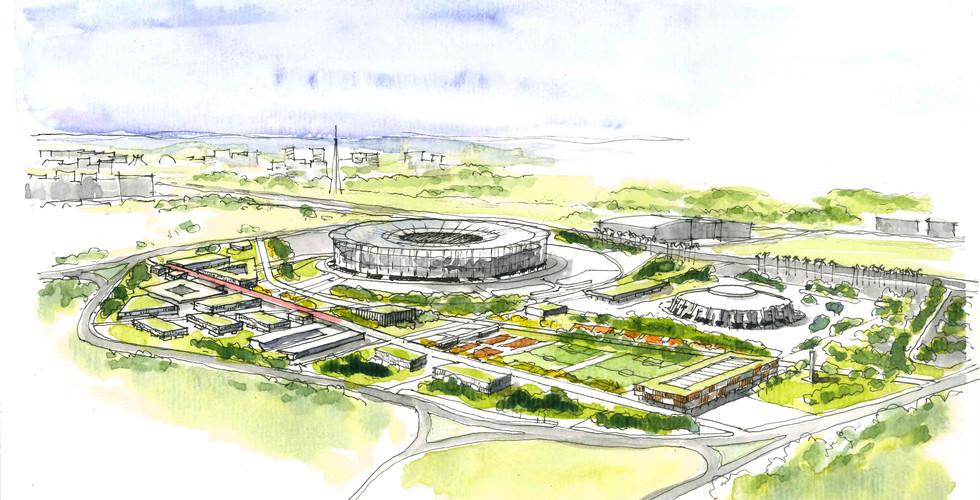 Arena BSB - YVA Arquitetura 1