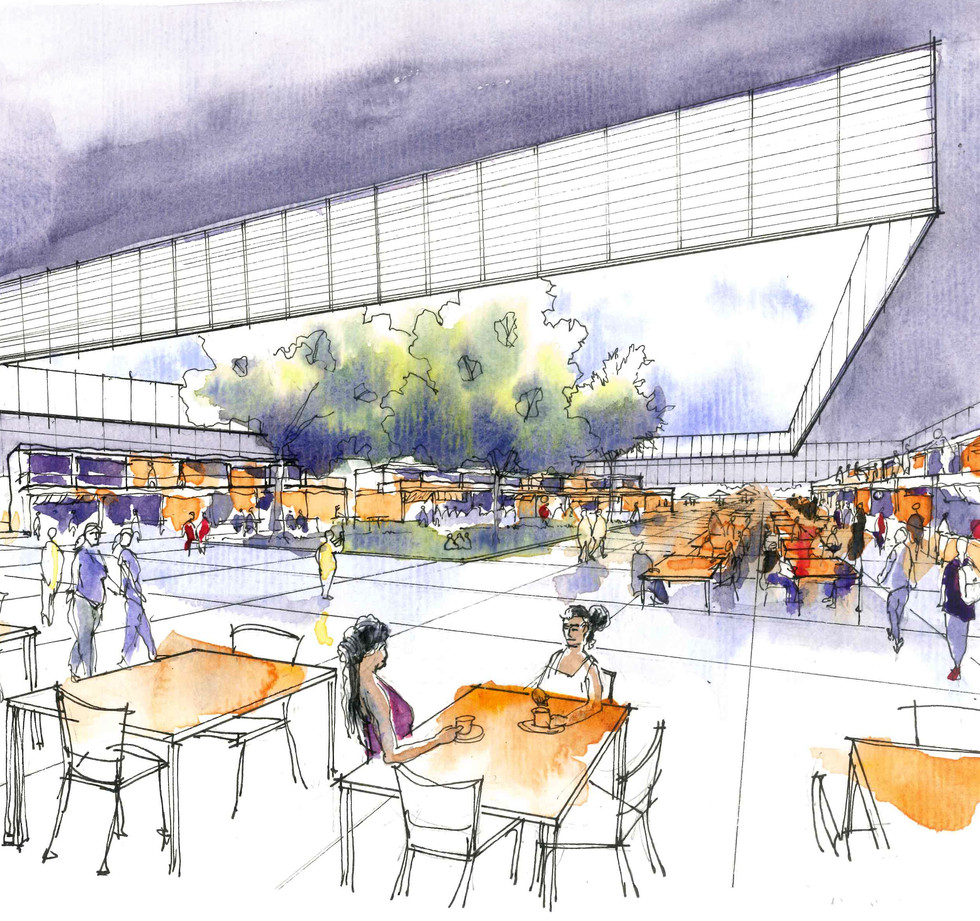 Arena BSB - YVA Arquitetura 6