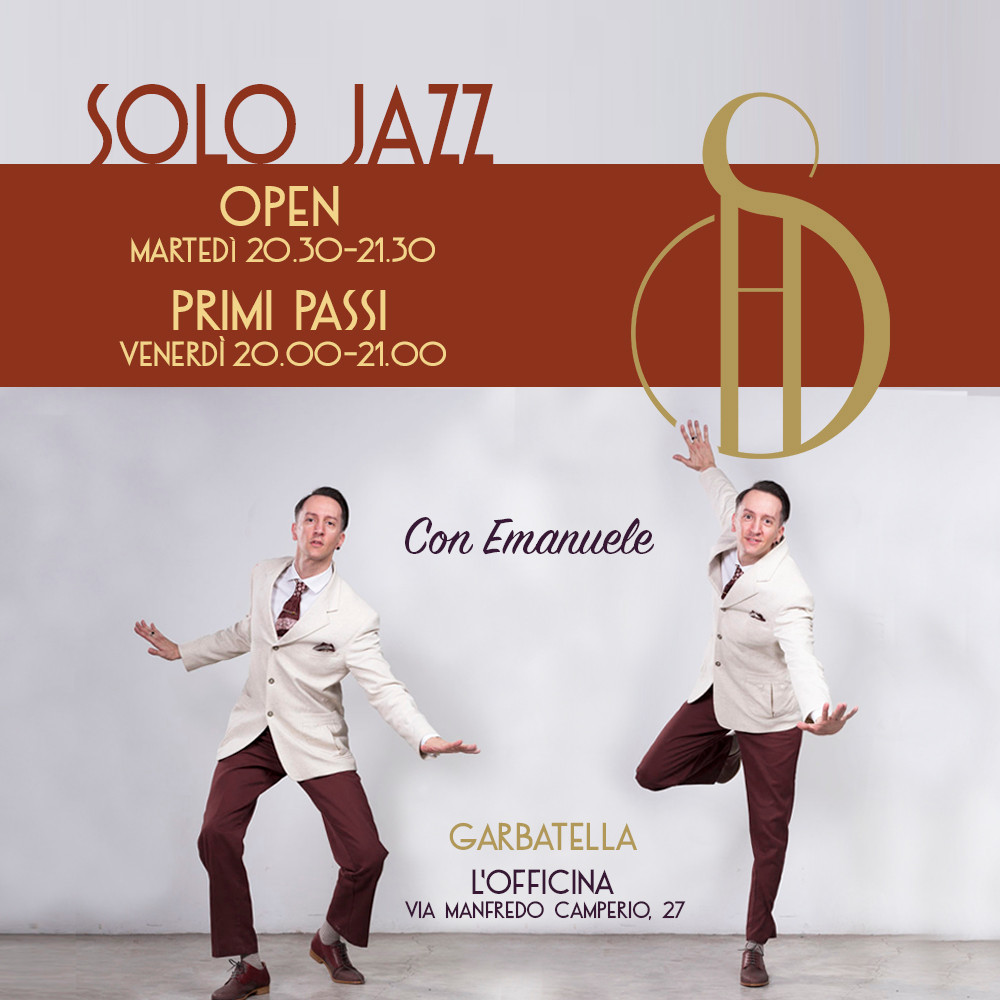 Garbatella, Solo Jazz