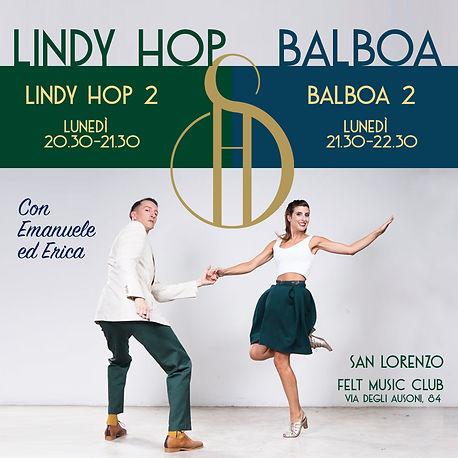 Balboa 2, lunedì 21:30 al Felt in Via degli Ausoni, 84, zona San Lorenzo