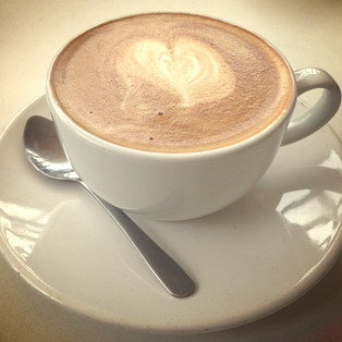 THE ART (OR SCIENCE) OF THE PERFECT LATTE