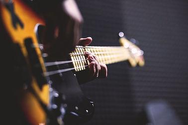 Bass Guitar band