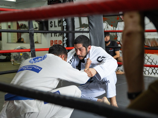 Friendly In-House Sparring Event