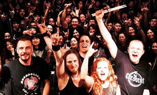 Tour in Japan
