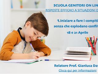 Scuola Genitori on line