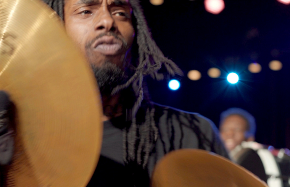 Kaotic Drumline: Drumming With a Difference