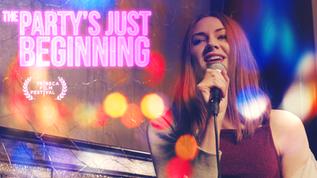 The Party's Just Beginning | Dir. Karen Gillan