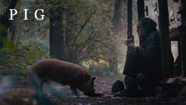 Pig (Coming Soon) | Dir. Michael Sarnoski