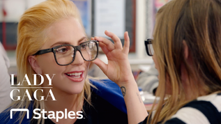 Staples / Lady Gaga