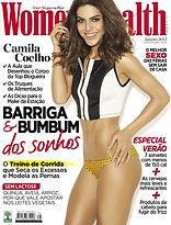 revista Woman's Health - Camila Coelho