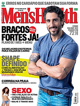 revista Men's Health - Marcos Mion