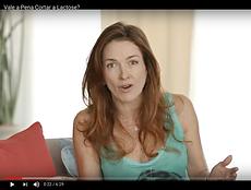 Angélica Banhara no canal Viva Melhor no Youtube