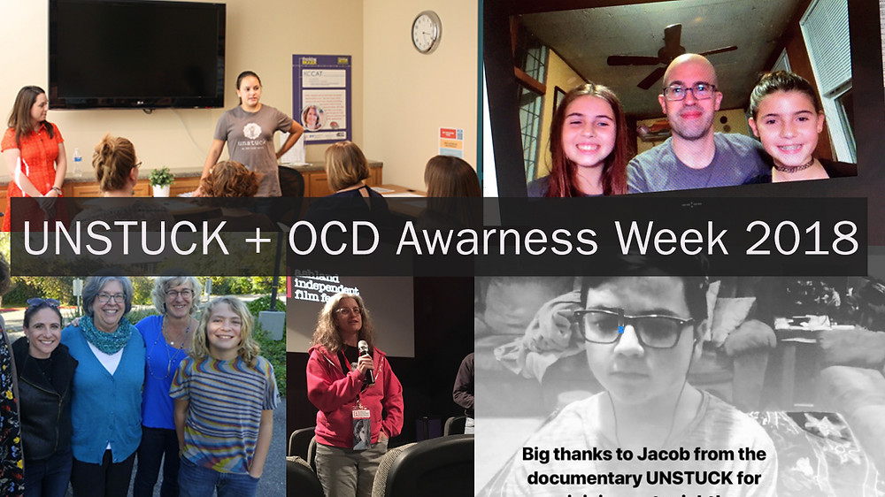OCD Awareness Week 2018 events