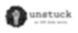 The UNSTUCK: an OCD kids movie logo