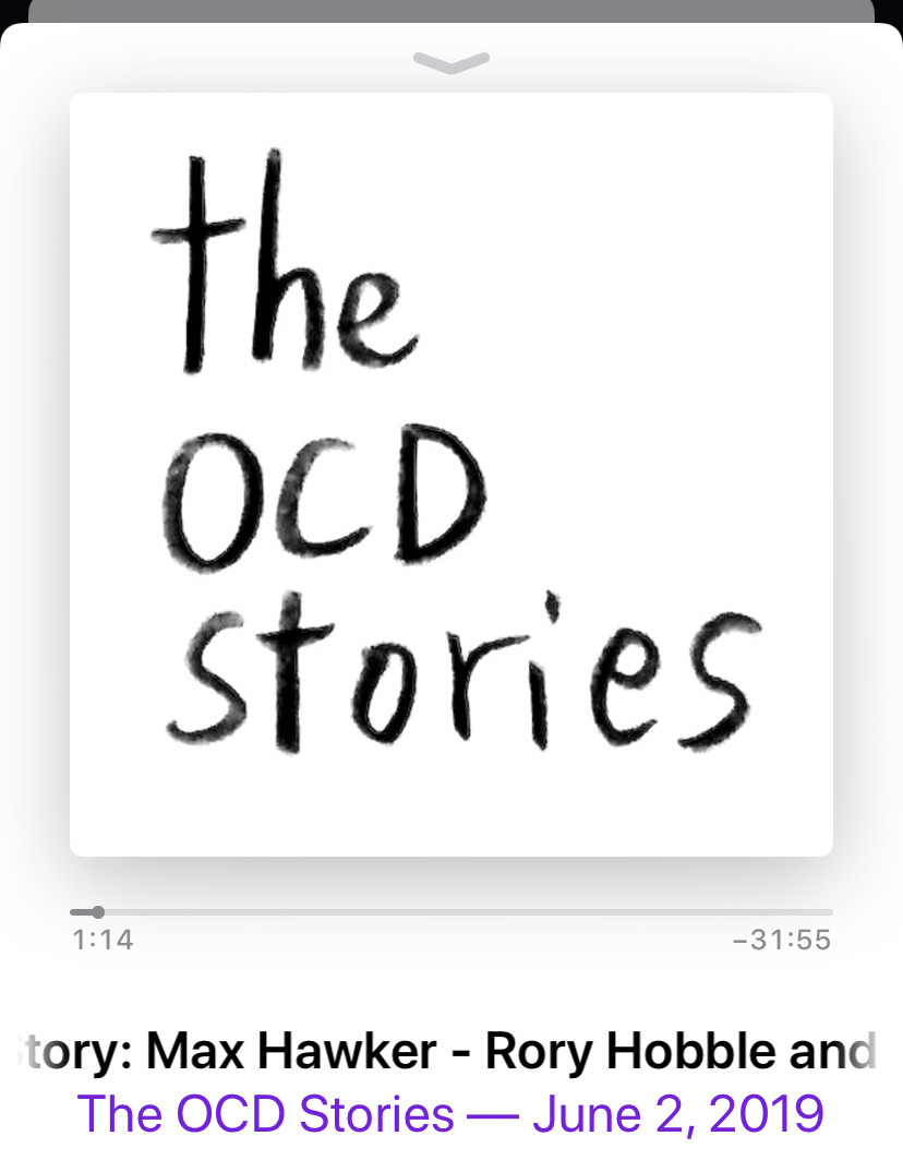 Sponsoring the OCD Stories podcast