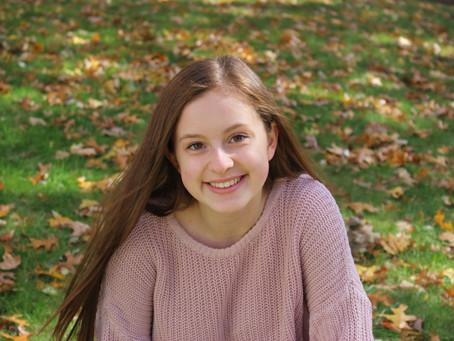 Congrats Alyssa Weninger!