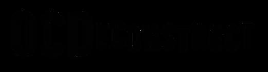 OCD Deconstruct Conference logo