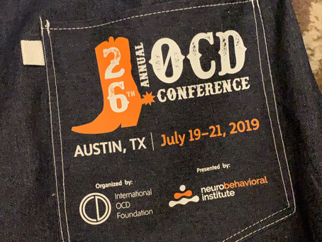 26th Annual OCD Conference - Thank you!