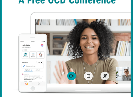Find Teletherapy + Free OCD Conference