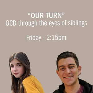 Siblings talk about OCD