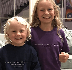OCD kids shirts