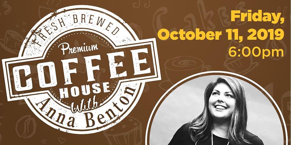 Coffee with Anna Benton @ Magnolia Manor