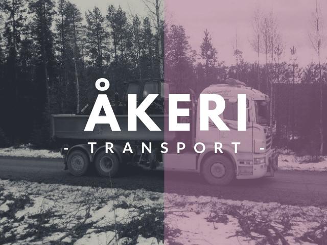 Åkeri och Transport