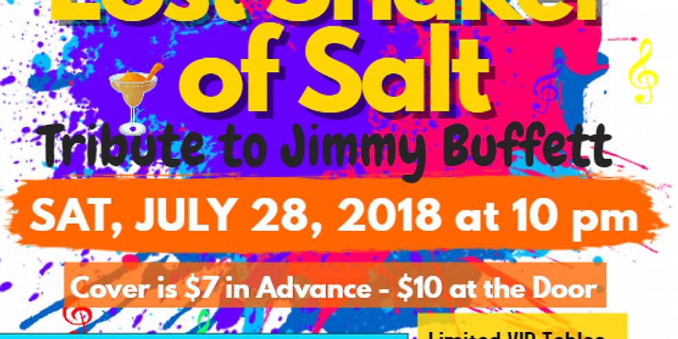 Lost Shaker of Salt in Victoria