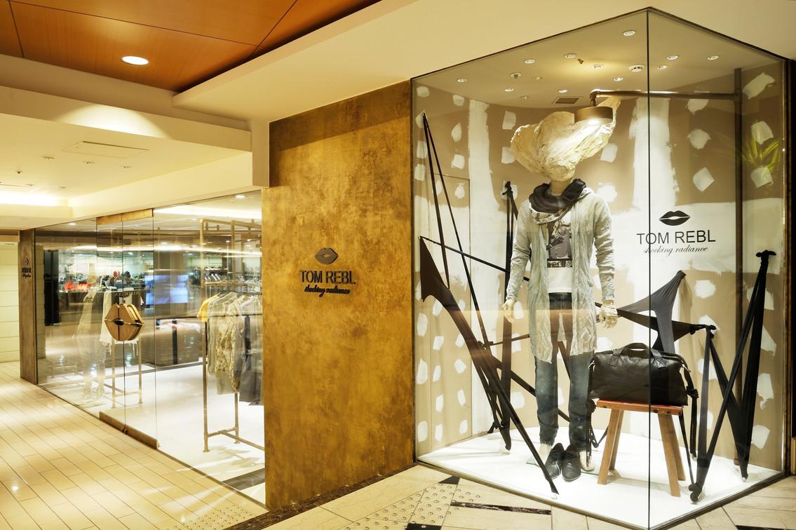 Boutique Tom Rebl, Osaka