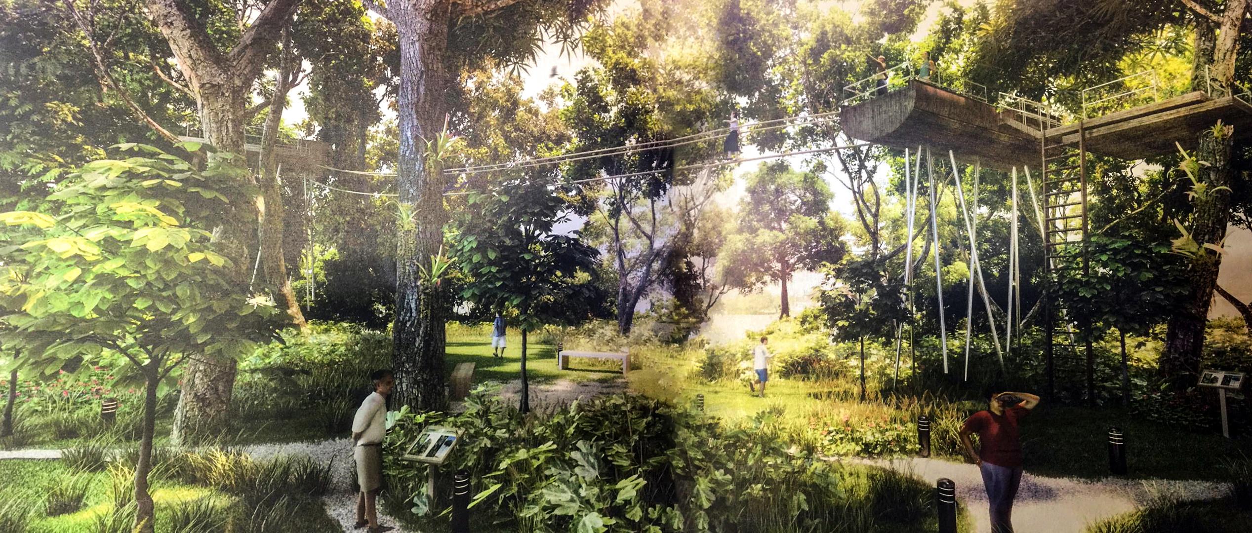 Park & Installations, Buzios