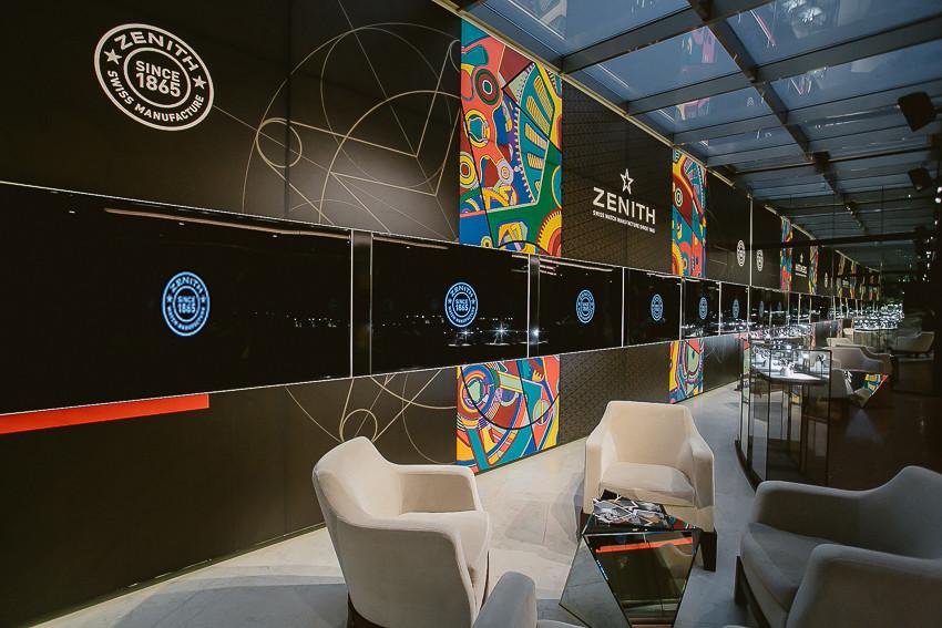 Satellite Zenith, Milan