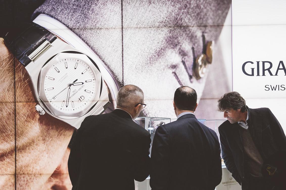 Girard Perregaux Exhibition, Milan