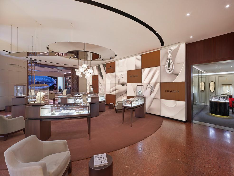 Salone dei Gioielli - Pisa Orologeria Flagship Store