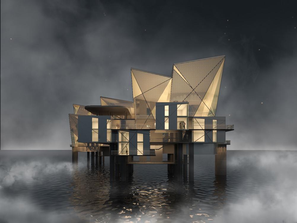 Proximity island night render post 3 .jp