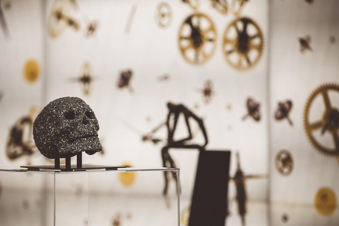 Quentin Carnaille Exhibition, Milan