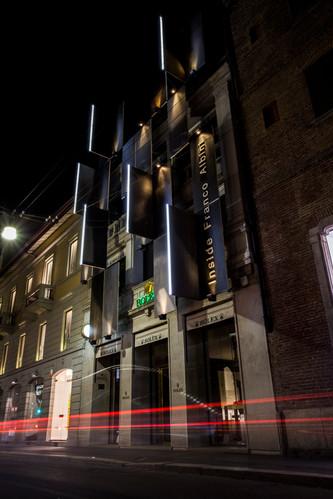Boutique Rolex, Franco Albini Exhibition, Milan