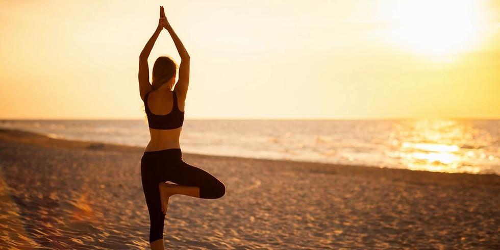 Free Zoom Root Chakra Yoga Class