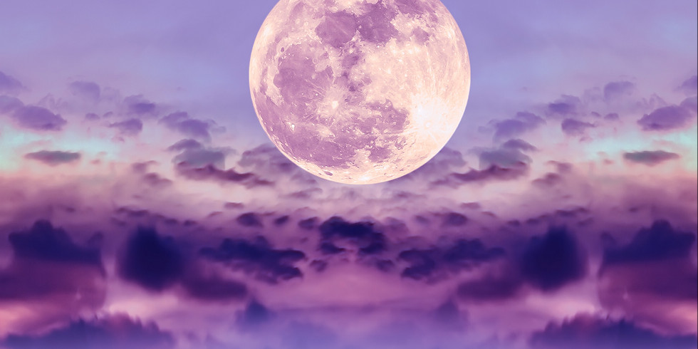 Full Moon Kundalini Yoga and Gong Bath Meditation