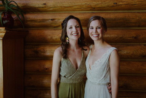 Bridesmaids & Flower Girls