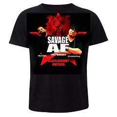 SAVAGE AF T-SHIRT-BLACK copy copy 2.jpg