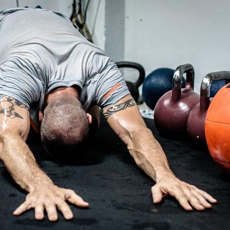 CrossFit + Meditación