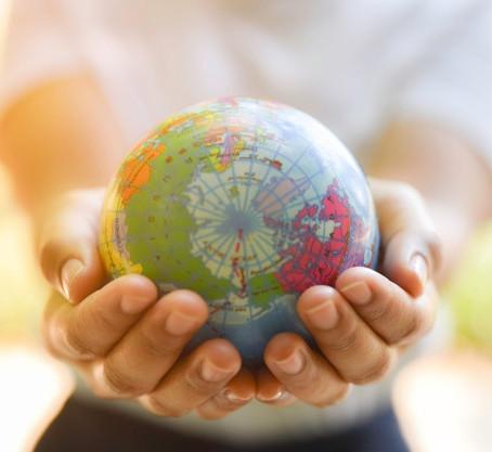 La Tierra y el Sistema Solar están atravesando por cambios...