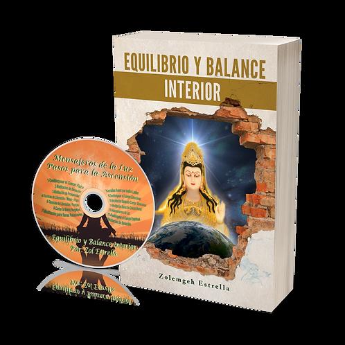 Libro Equilibrio y Balance Interior + CD | Sólo en USA y Canadá